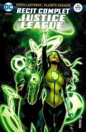 Justice League - Récit Complet (DC Presse) -2- Green Lanterns : Planète enragée
