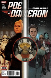 Poe Dameron (2016) -17- War Stories Part I