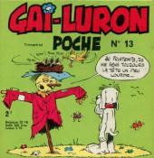 Gai-Luron (Poche) -13- Pari
