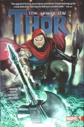 Couverture de Unworthy Thor (The) (2017) -INT- The Unworthy Thor