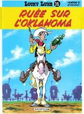 Lucky Luke -14d99- Ruée sur l'Oklahoma