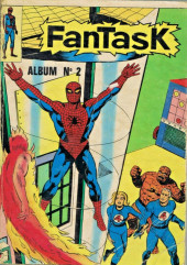 Fantask (1re Série - LUG) -Rec02- Album N°2 (du n°4 au n°7)