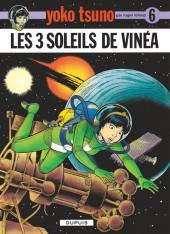 Yoko Tsuno -6d11- Les trois soleils de Vinéa