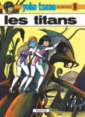 Yoko Tsuno -8d14- Les titans