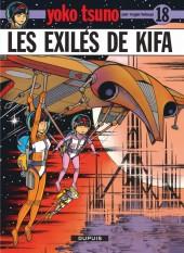 Yoko Tsuno -18c12- Les exilés de Kifa
