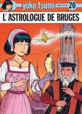 Yoko Tsuno -20c14- L'astrologue de Bruges