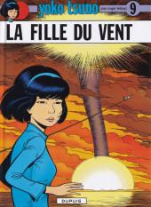 Yoko Tsuno -9c12- La fille du vent