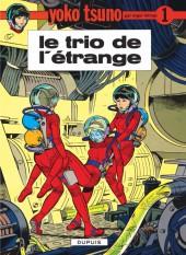 Yoko Tsuno -1d12- Le trio de l'étrange