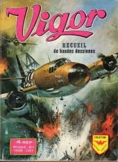 Vigor -Rec0732- Recueil 732 (du n°204 au n°208)