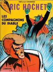 Ric Hochet -13a80- Les compagnons du diable