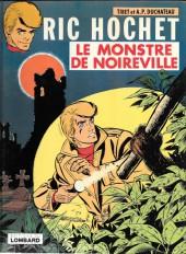 Ric Hochet -15a79- Le monstre de Noireville