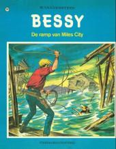 Bessy (en néerlandais) -103- De ramp van miles city