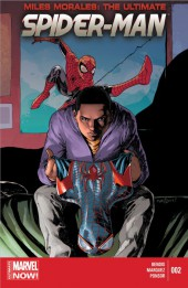 Miles Morales: Ultimate Spider-Man (2014) -2- Issue 2
