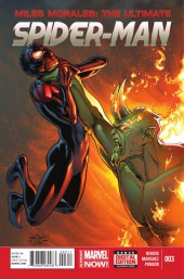 Miles Morales: Ultimate Spider-Man (2014) -3- Issue 3