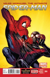 Miles Morales: Ultimate Spider-Man (2014) -4- Issue 4