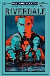 Free Comic Book Day 2017 - Riverdale