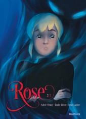 Rose (Vernay/Alibert/Lapière) -2- Double sang