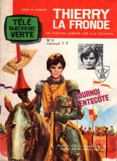 Thierry la Fronde (Télé Série Verte) -4- le tournoi de Pentecote