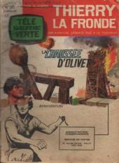 Thierry la Fronde (Télé Série Verte) -20- La chaussée d'Olivet