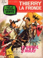 Thierry la Fronde (Télé Série Verte) -31- La bataille d'Auray