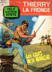 Thierry la Fronde (Télé Série Verte) -24- Les loups de la Manche