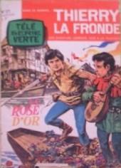 Thierry la Fronde (Télé Série Verte) -21- La rose d'or