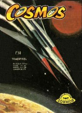 Cosmos (2e série) -16- Cataclysme chez les surhommes