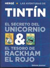 Tintín (Las Aventuras de) -INT- El Secreto del Unicornio & El Tesoro de Rackham el Rojo
