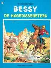Bessy (en néerlandais) -115- De hagedisseneters