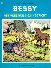 Bessy (en néerlandais) -148- Het vreemde s.o.s-bericht