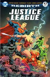 Justice League Rebirth (DC Presse) -3- Tome 3