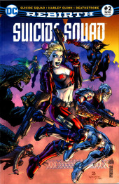 Suicide Squad Rebirth (DC Presse) -2- Le Mystère de la Chambre Noire !