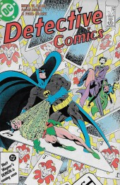 Detective Comics (1937) -569- Catch as Catscan