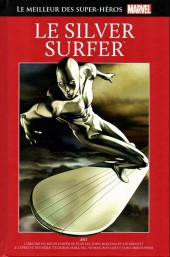 Marvel Comics : Le meilleur des Super-Héros - La collection (Hachette) -40- Le silver surfer