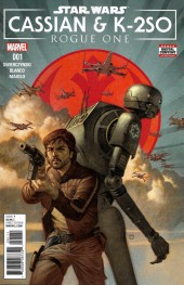 Star Wars: Rogue One - Cassian & K-2SO Annual (2017) -1- Cassian & K-2SO