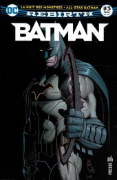 Batman Rebirth (DC Presse) -3- Tome 3