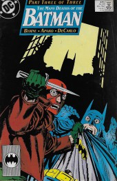 Batman Vol.1 (DC Comics - 1940) -435- The Many Death of the Batman Chapter three: The Last Death of the Batman