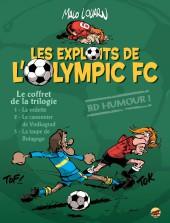La vedette -INT- Les Exploits de l'Olympic F.C.