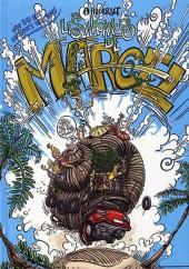 Marcel -2- Les vacances de Marcel