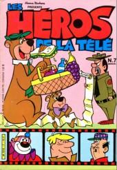 Les héros de la télé -7- Yogi au cirque !