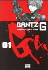Gantz:G -1- Volume 1