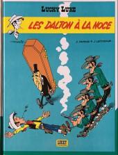 Lucky Luke -62f16- Les dalton à la noce