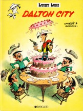 Lucky Luke -34d84- Dalton City