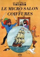 Tintin - Pastiches, parodies & pirates - Les coiffures de Tintintin - Le Micro salon de coiffures