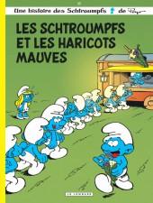 Les schtroumpfs -35- Les Schtroumpfs et les haricots mauves