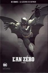 DC Comics - La légende de Batman -11- L'An zéro - 1re partie