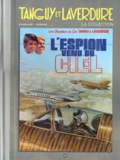 Tanguy et Laverdure - La Collection (Hachette) -22- L'espion venu du ciel