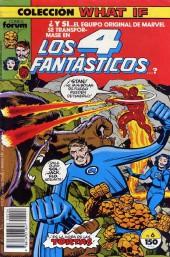 What If? (édition espagnole) -6- ¿Y si... el equipo original de Marvel se transformase en Los 4 Fantásticos?