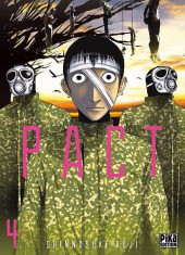 Pact -4- Tome 4