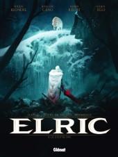 Elric (Blondel/Poli/Recht) -3- Le Loup blanc